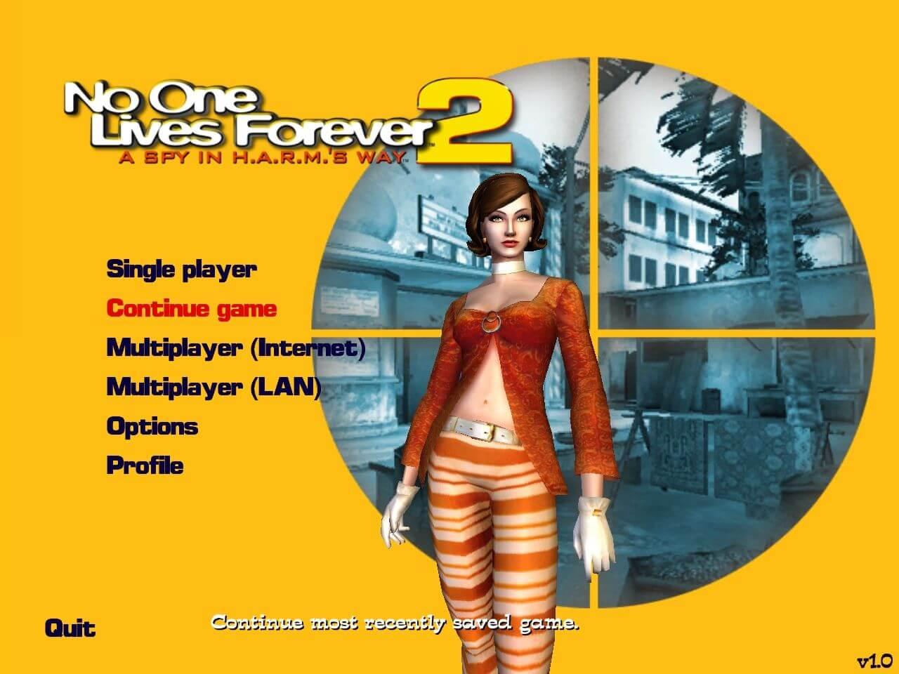 No one lives forever 2 v1. 1 patch image gallery | megagames.
