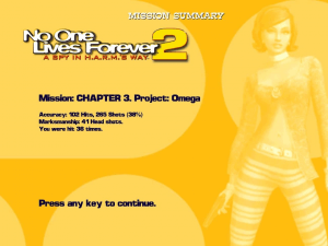 No One Lives Forever 2: A Spy in H.A.R.M.'s Way 32