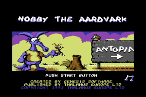 Nobby the Aardvark 4