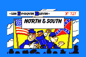 North & South 1
