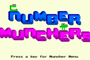 Number Munchers 0