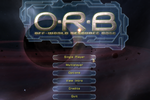 O.R.B.: Off-World Resource Base 0