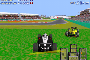 Official Formula One Racing abandonware