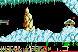 Oh No! More Lemmings 3
