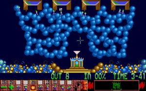 Oh No! More Lemmings 9