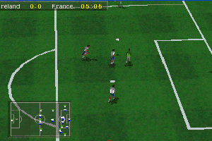 Olympic Soccer 7
