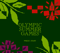 Olympic Summer Games 1