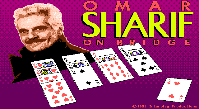 Omar Sharif on Bridge 1