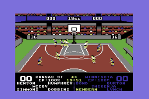 Omni-play Basketball 10