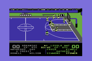 Omni-play Basketball 16