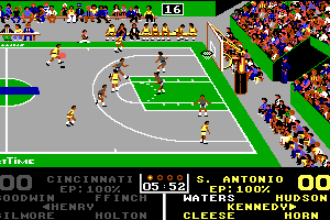 Omni-play Basketball 9
