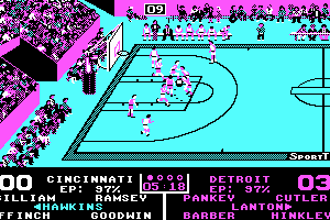 Omni-play Basketball 14