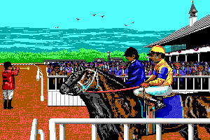 Omni-Play Horse Racing 5