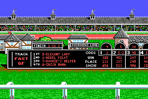 Omni-Play Horse Racing 7