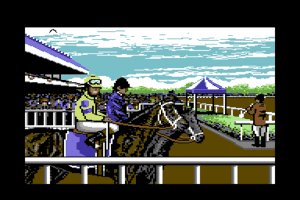 Omni-Play Horse Racing abandonware