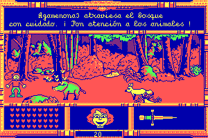 Once Upon a Time: Baba Yaga abandonware
