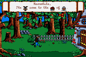 Once Upon A Time: Little Red Riding Hood abandonware
