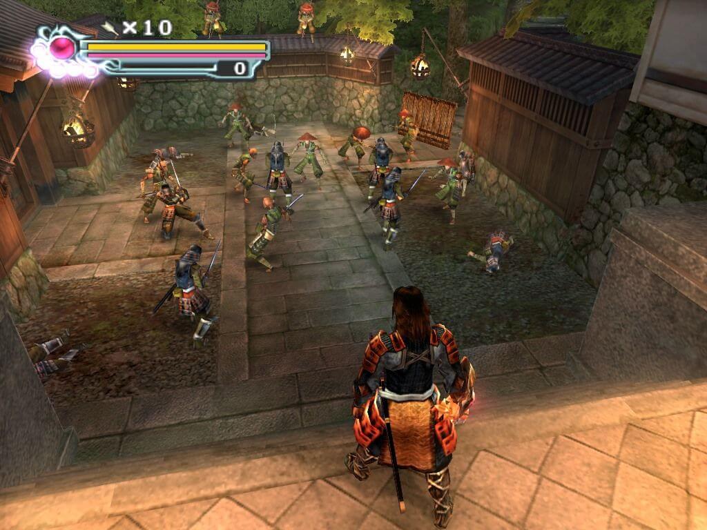 Free download onimusha 3 demon siege iso full version download.