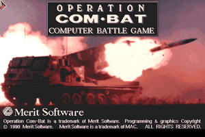 Operation Com●Bat: Computer Battle Game 0
