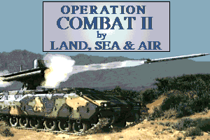 Operation Combat II: By Land, Sea & Air 0