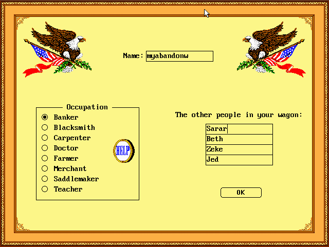 Oregon Trail, The : MECC : Free Streaming : Internet Archive