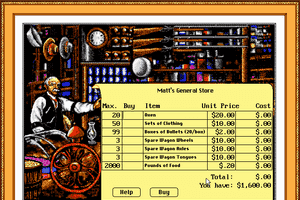 Oregon Trail Deluxe 2