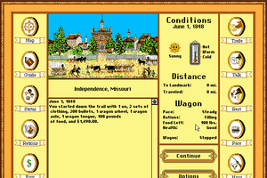 Oregon Trail Deluxe 3