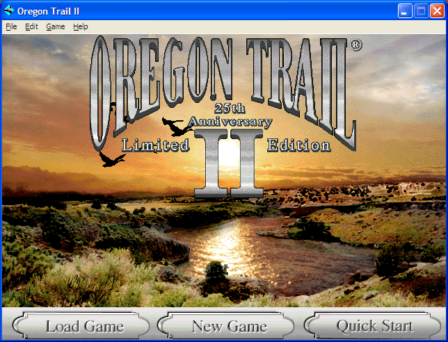 Oregon Trail II: 25th Anniversary Limited Edition 0