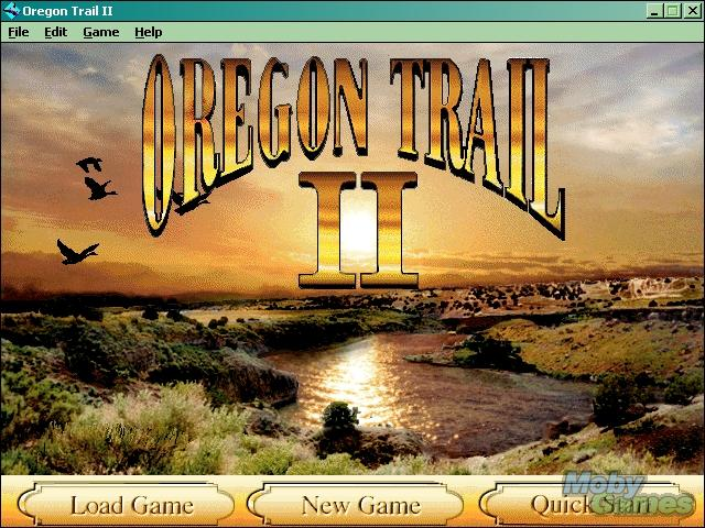 Play The Oregon Trail online