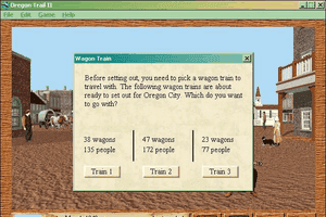 Oregon Trail II 16