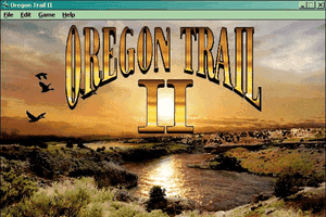 Oregon Trail II 1