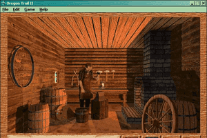 Oregon Trail II 21