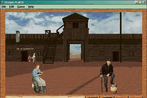 Oregon Trail II 25