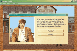 Oregon Trail II 7