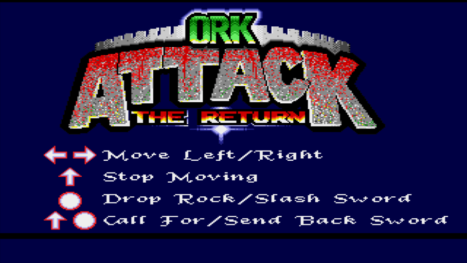 Ork Attack: The Return 0