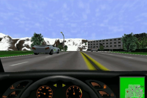 Outlaw Racers abandonware