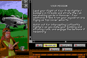 P-80 Shooting Star Tour Of Duty abandonware