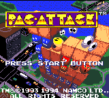 Pac-Attack 1
