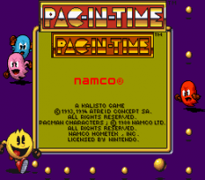 Pac-in-Time 0