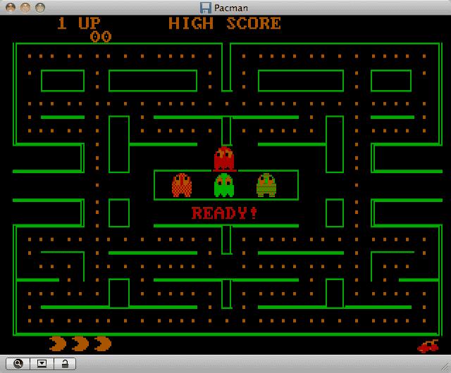 Pacman 2 скачать на компьютер
