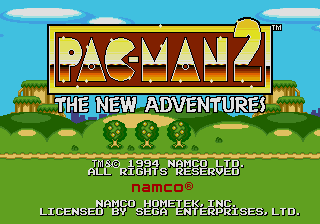 Pac-Man 2: The New Adventures 5