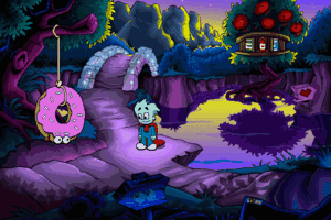 Pajama Sam 3: You Are What You Eat From Your Head To Your Feet 12
