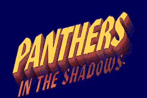 Panthers in the Shadows 3