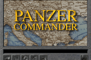 Panzer Commander 1