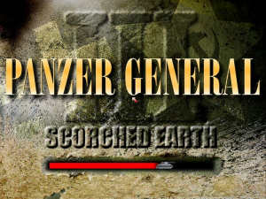 Panzer General III: Scorched Earth 0