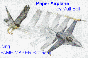 Paper Airplane 11