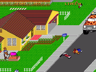 Download PaperBoy 2 - My Abandonware