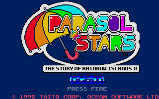 Parasol Stars: The Story of Bubble Bobble III 0