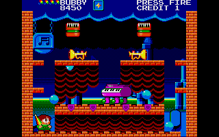 Parasol Stars: The Story of Bubble Bobble III 4