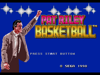 Pat Riley Basketball 0